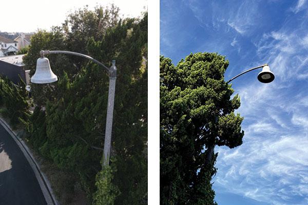 retrofit lighting southern california