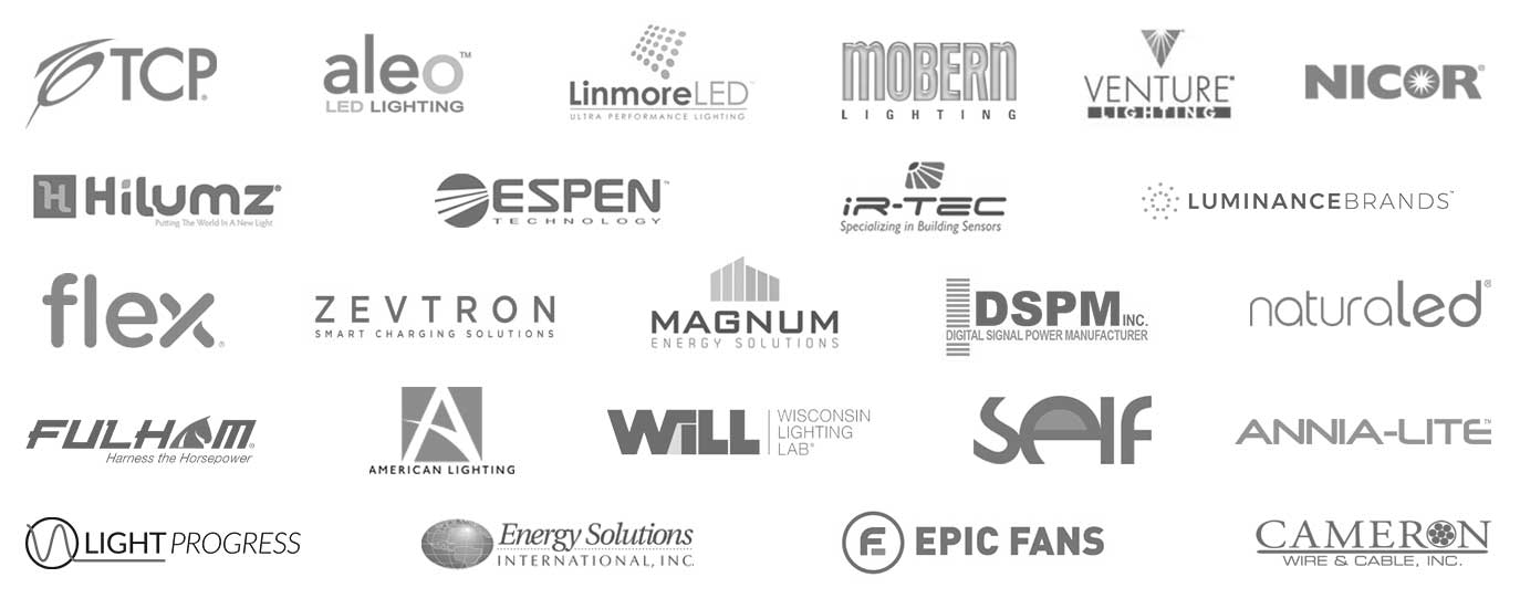 california lighting manufacturers
